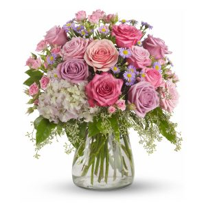 Memoria - Pastel Flower Bouquet