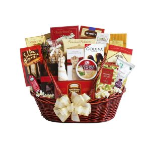 Memoria - Red Gift Basket