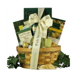 Memoria - Green Gift Basket