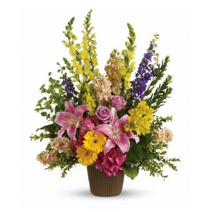 Memoria - Spring Mixed Flowers